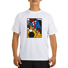 SAXOPHONE Performance Dry T-Shirt