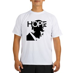 HOPE Obama Performance Dry T-Shirt