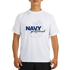 Navy Girlfriend: Sailor's LOV Performance Dry T-Shirt