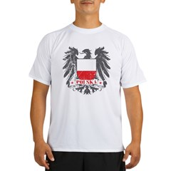 Polska Shield Performance Dry T-Shirt
