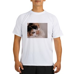 Calico Cat Performance Dry T-Shirt