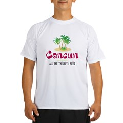 Cancun Therapy - Performance Dry T-Shirt
