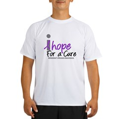 Alzheimer's Hope Performance Dry T-Shirt