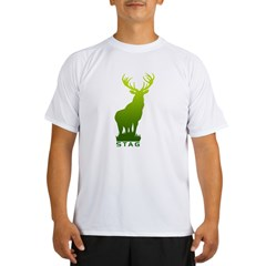 DEER STAG GRAPHIC Performance Dry T-Shirt