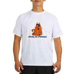 pirate kitty Performance Dry T-Shirt