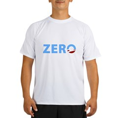 Anti Obama ZERO Performance Dry T-Shirt