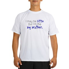 Little Big Brother Performance Dry T-Shirt