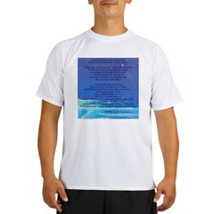 Serenity Prayer Performance Dry T-Shirt