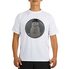Snowman Performance Dry T-Shirt