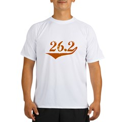 26.2 Retro Performance Dry T-Shirt