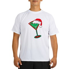 Christmastini Performance Dry T-Shirt
