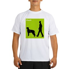 Irish Wolfhound Performance Dry T-Shirt