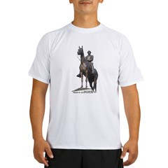 Robert E. Lee at Gettysburg Performance Dry T-Shirt