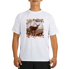 Misty Morning Performance Dry T-Shirt