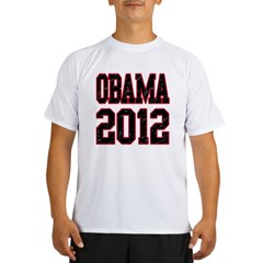 Obama 2012 Performance Dry T-Shirt