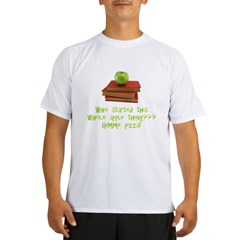 Teacher's Apple Performance Dry T-Shirt