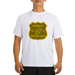 Engineer Drinking League Performance Dry T-Shirt