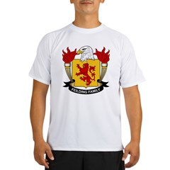 Feilding Family Crest Performance Dry T-Shirt