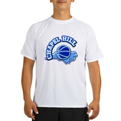 Chapel Hill Basketbal Performance Dry T-Shirt