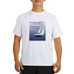 Adjust the sails Performance Dry T-Shirt