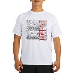 Movie Twilight Quotes Gifts Performance Dry T-Shirt