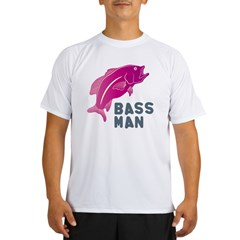 Bass Man Performance Dry T-Shirt