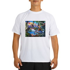 Dinosaur Performance Dry T-Shirt