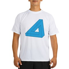 Optical Delusion Performance Dry T-Shirt