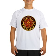 People's Republic of Portland Performance Dry T-Shirt
