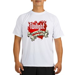 Twilight Tattoo Hear Performance Dry T-Shirt