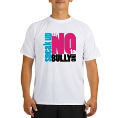 2-NoBullying Performance Dry T-Shirt