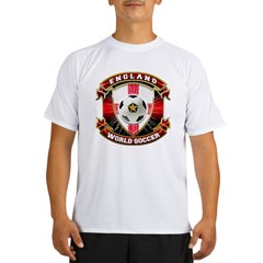 England Soccer Power Performance Dry T-Shirt