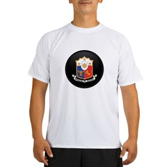 Coat of Arms of philippines Performance Dry T-Shirt