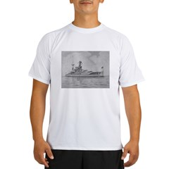 HMS Barham Performance Dry T-Shirt