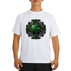 St. Patrick's Day Celtic Knot Performance Dry T-Shirt