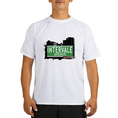 Intervale Av, Bronx, NYC Performance Dry T-Shirt