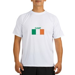 Cleary (ireland flag) Performance Dry T-Shirt