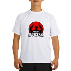 Phoenix Dodgeball Performance Dry T-Shirt