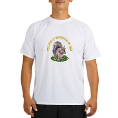 Squirrels Performance Dry T-Shirt