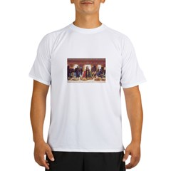 Rastafari Performance Dry T-Shirt