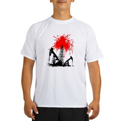 Oil of blood Performance Dry T-Shirt