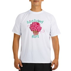Birthday Girl Performance Dry T-Shirt