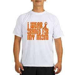I Wear Orange For My Mom 16 Performance Dry T-Shirt