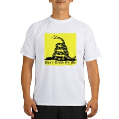Don't Tread On Me Gadsden Performance Dry T-Shirt