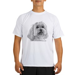 Sadie, Maltese Performance Dry T-Shirt