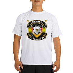 Germany World Soccer Performance Dry T-Shirt