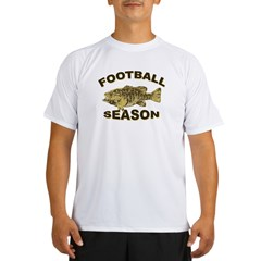 FOOTBALL SEASON Performance Dry T-Shirt