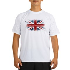 british_dark Performance Dry T-Shirt