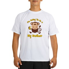 Monkey Future Big Brother Performance Dry T-Shirt