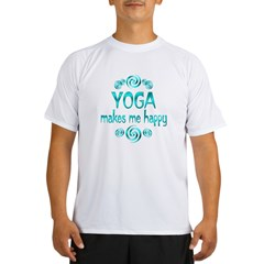 Yoga Happiness Performance Dry T-Shirt